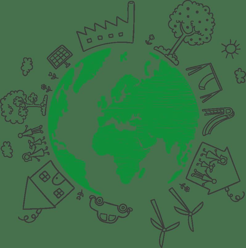 icono mundo green solararsinger energias renovables