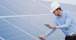 placas solares diferente potencia